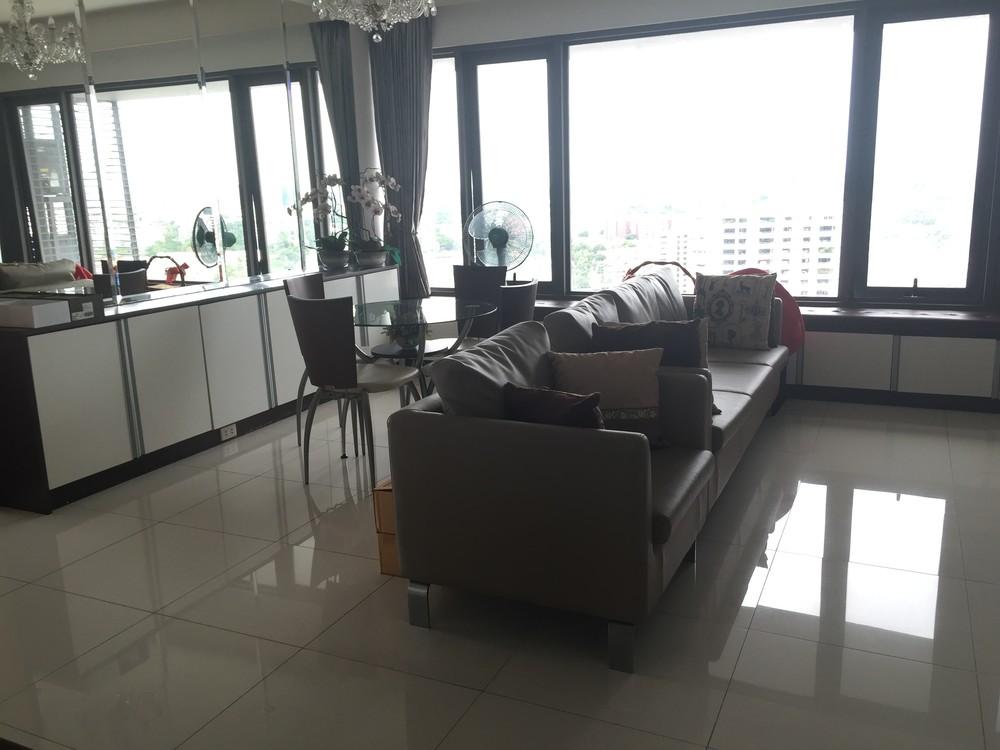 ประกาศ[ให้เช่าคอนโด] Amanta Lumpini For Rent : 2 Bedroom / 2Bathroom / 97SQM พร้อมเฟอร์นิเจอร์ [CA10253]