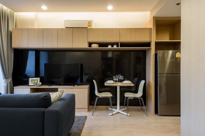 ประกาศ[ให้เช่าคอนโด] Ideo Q Ratchathewi For Rent : 2BR / 1BA / 47SQM Fully Furnished [CA20503]