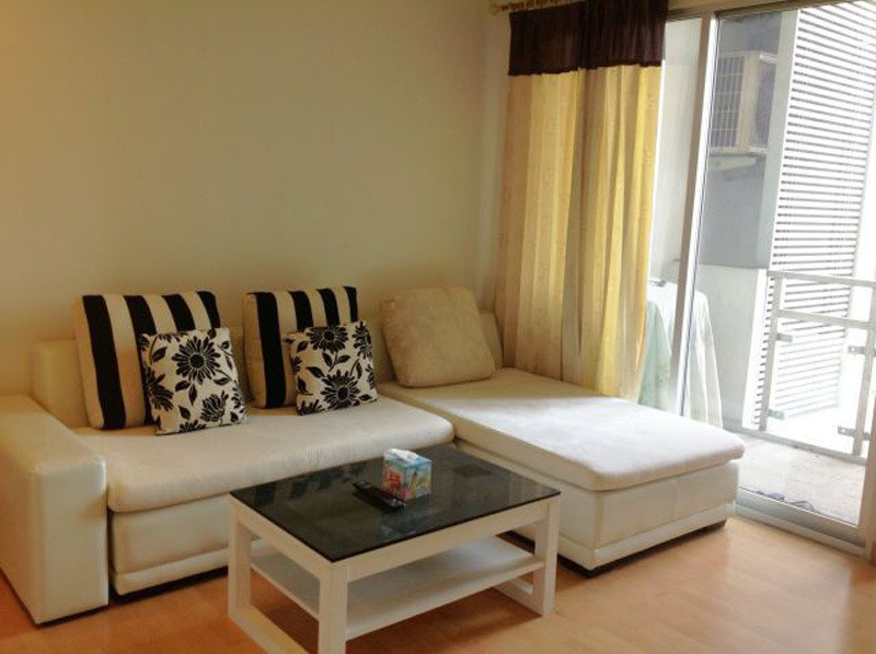 ประกาศ[CA50393] Nusasiri Grand For Sale : 1Bedroom / 1Bathroom / 77SQM Fully Furnished พร้อมอยู่