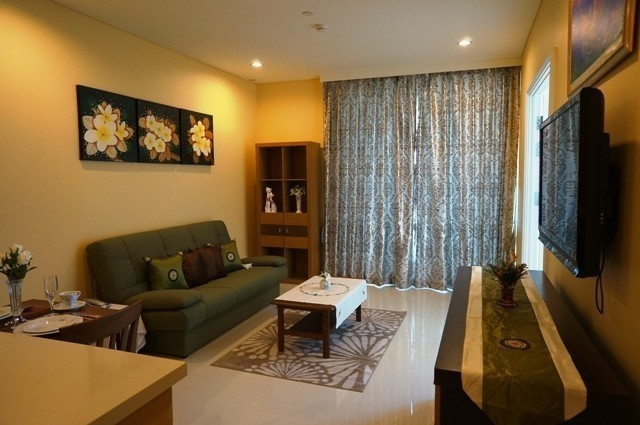 ประกาศ[CA50196] The Address Chidlom For Sale : 1BR / 1BA / 56SQM Fully Furnished พร้อมอยู่