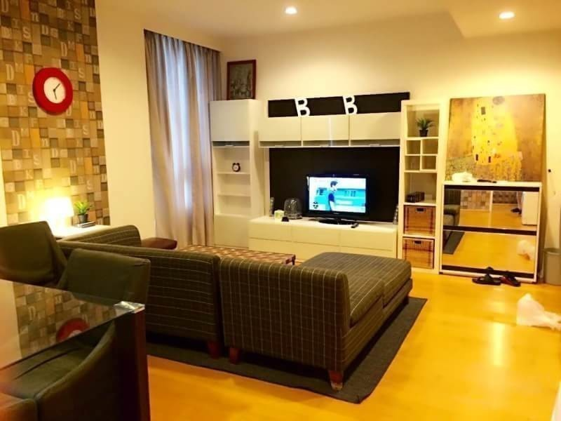 ประกาศ[CA40852] Villa Rachatewi For Sale : 1BR / 1BA / 70SQM Fully Furnished พร้อมอยู่