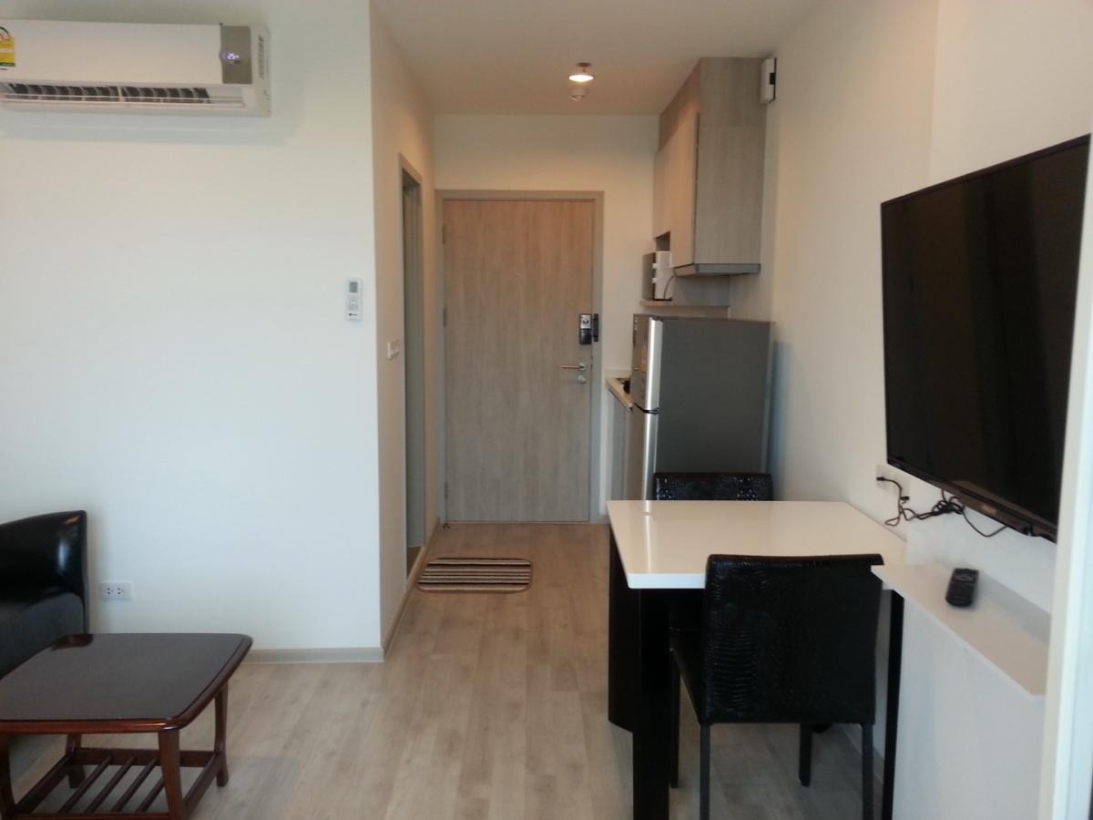 ประกาศ[For rent/ให้เช่า] Ideo Mobi Charan Interchange (ไอดีโอ โมบิ จรัญ อินเตอร์เชนจ์) ใกล้ MRT บางขุนนนท์  22 ตร.ม. ชั้น 6 สตูดิโอ พร้อมอยู่