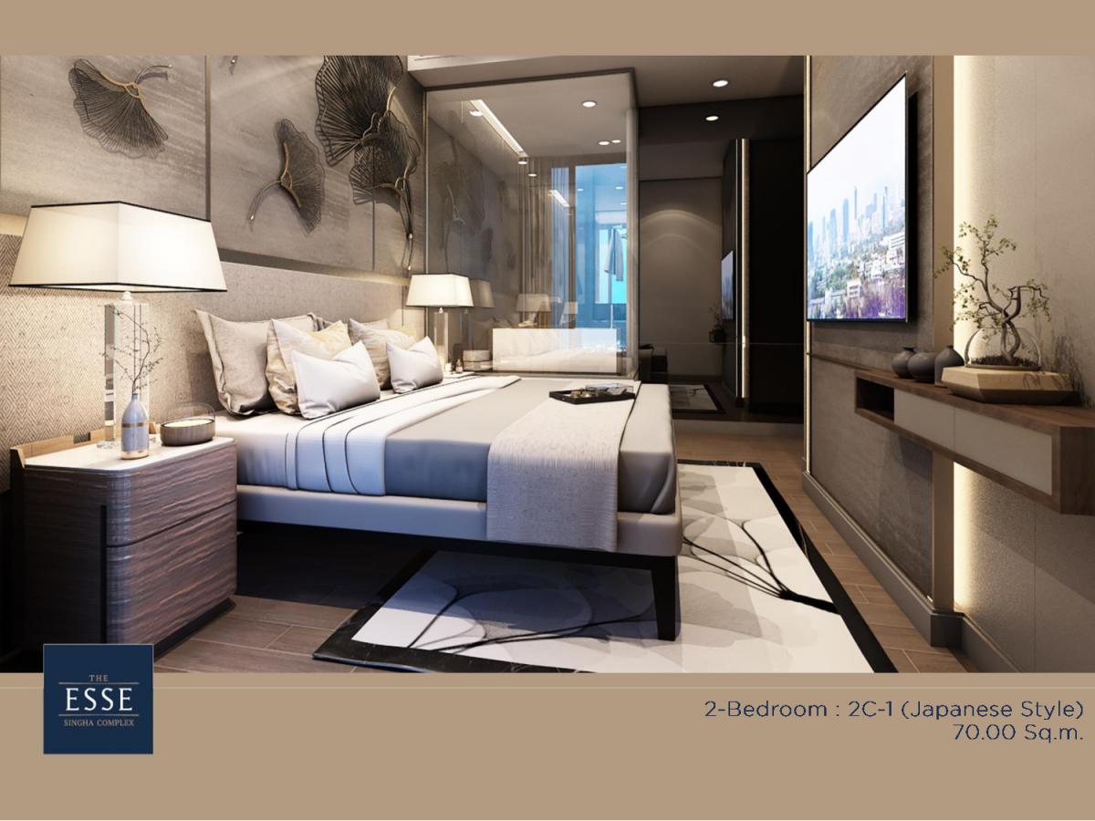 รูปของประกาศขายคอนโดดิ เอส แอท สิงห์ คอมเพล็กซ์ (2 ห้องนอน)(1)
