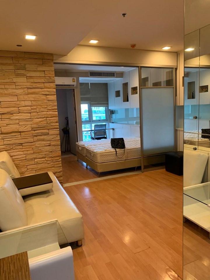 ประกาศ[For rent/ให้เช่า] Nusasiri Grand Condo Sukhumvit42 [ณุศาศิริ แกรนด์ สุขุมวิท42] 1 ห้องนอน 37 ตรม. Fully Furnished