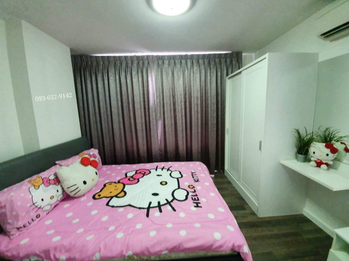 รูปของประกาศขายคอนโดดีบุรา พรานนก(1 ห้องนอน)(1)
