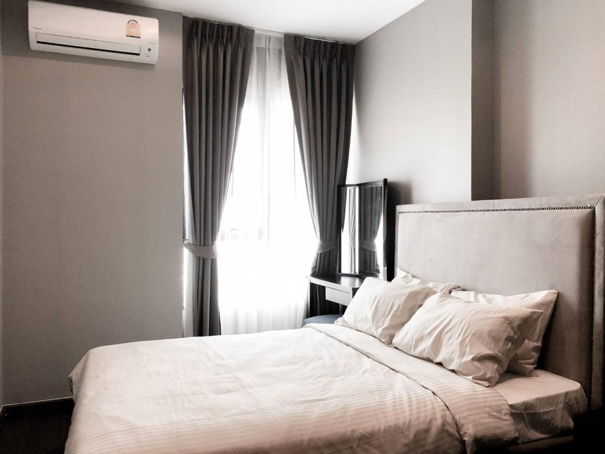 ประกาศ[For rent/ให้เช่า] คอนโด ซี เอกมัย (C Ekkamai) ใกล้ BTS เอกมัย 31 ตร.ม ชั้น 34 1นอน ห้องสวยพร้อมอยู่