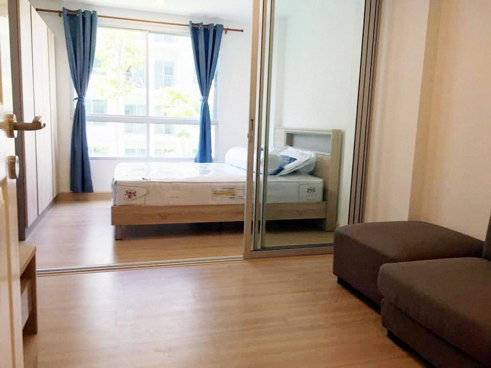 รูปของประกาศเช่าคอนโดเดอะ นิช ไอดี เสรีไทย(1 ห้องนอน)(2)