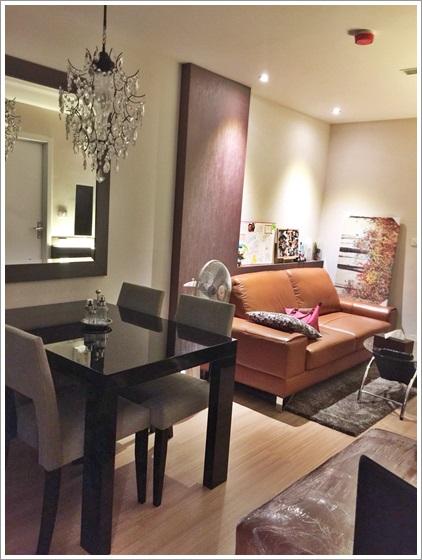 รูปของประกาศขายคอนโดMayfair Place Sukhumvit 64(1 ห้องนอน)(2)