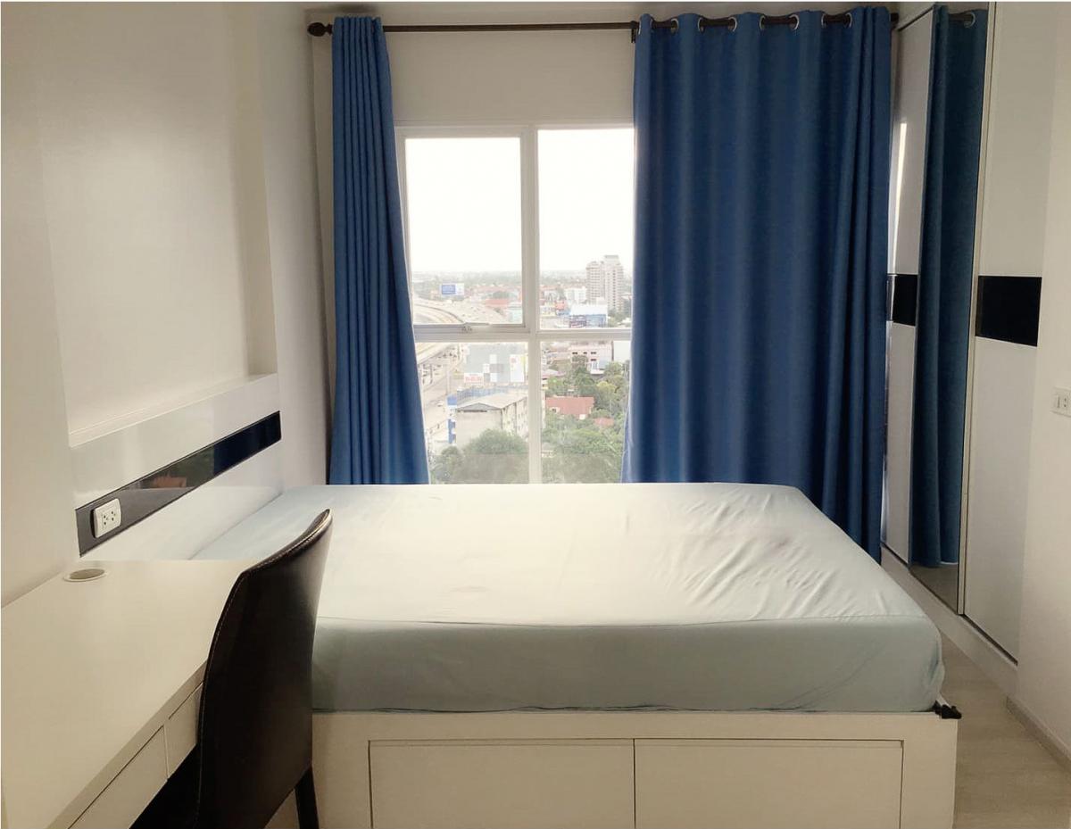 ประกาศขายคอนโด (SALE) CONDO Aspire Rattanathibet1 Floor17 One Bed 31 Sq.m. with Furniture Near MRT 1.79 MB.
