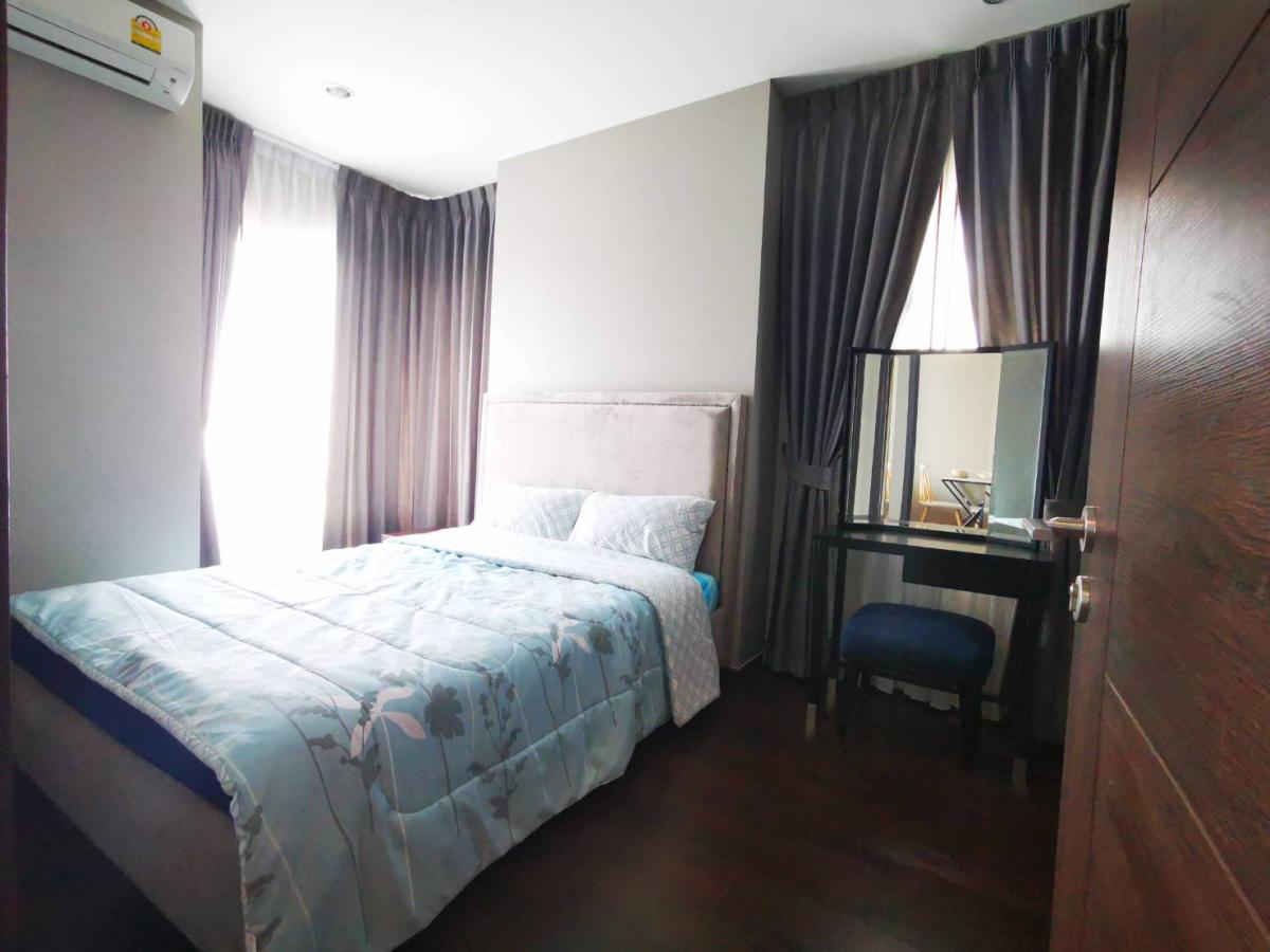 ประกาศ[For rent/ให้เช่า] คอนโด ซี เอกมัย (C Ekkamai) ใกล้ BTS เอกมัย 34 ตร.ม ชั้น 8 1นอน ห้องสวยพร้อมอยู่