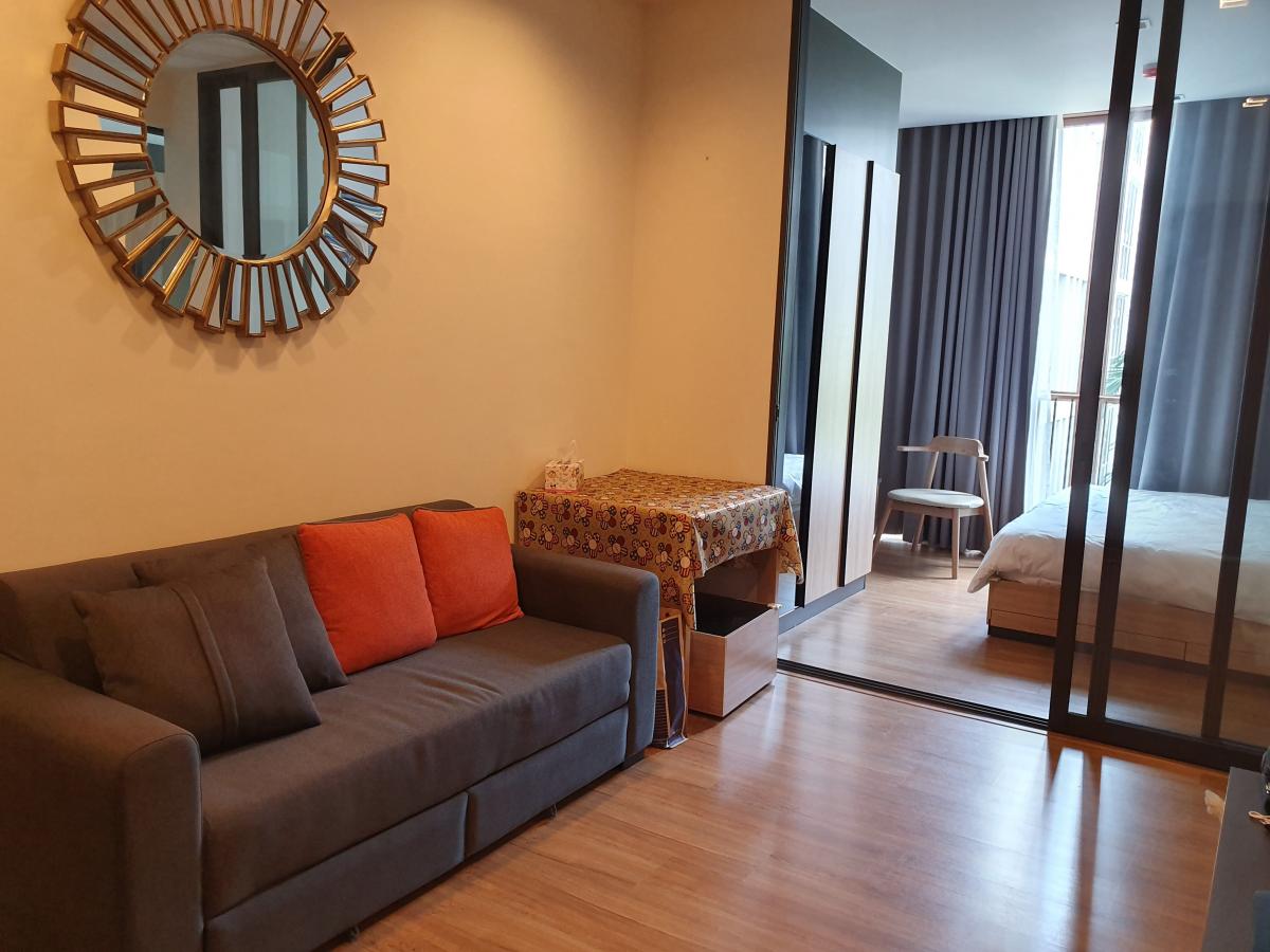 ประกาศให้เช่าคอนโด ฮาสุ เฮ้าส์ (สุขุมวิท 77) Hasu Haus 1 ห้องนอน 1 ห้องน้ำ ขนาด 37 ตร.ม. ใกล้รถไฟฟ้า BTS อ่อนนุช