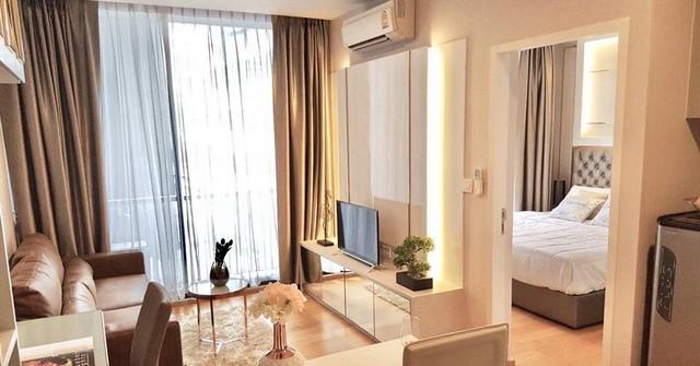 ประกาศ[For Sale] ขายคอนโด Noble Revo Silom ใกล้ BTS สุรศักดิ์ 1 ห้องนอน 35 ตรม.  เครื่องใช้ไฟฟ้าครบ ตกแต่งพร้อมอยู่