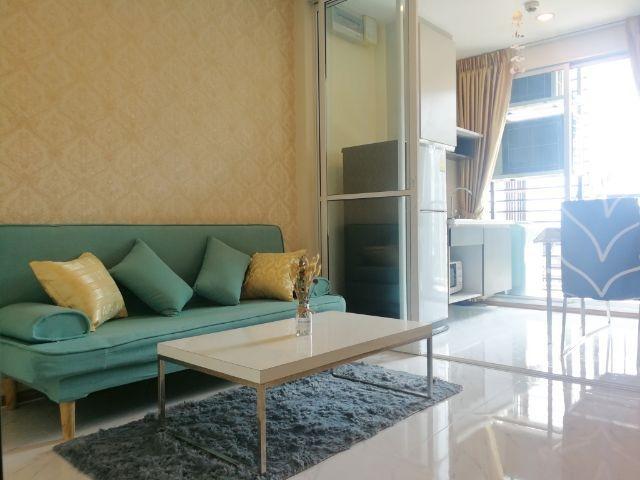 ประกาศ[For Sale] ขายคอนโด The Base Sukhumvit 77 ห้องแต่งใหม่ 1 ห้องนอน 30 ตร.ม. ใกล้รถไฟฟ้า BTS สถานีอ่อนนุช