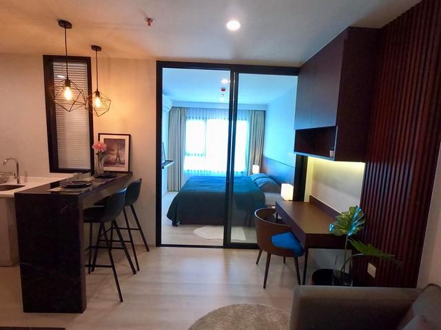ประกาศ[For Sale] ขายคอนโด Life Asoke ใกล้ MRT เพชรบุรี ห้องใหม่ 1 ห้องนอน 1 ห้องน้ำ 35 ตรม.