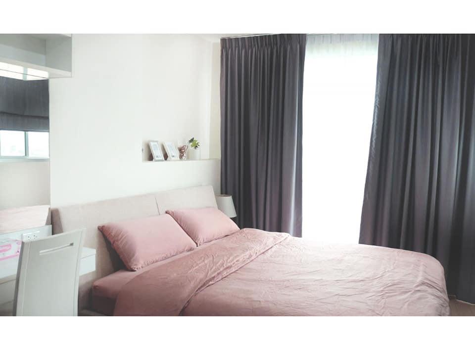 ประกาศM1069 [For Sale] ขายคอนโด Life@ลาดพร้าว 18 ใกล้ MRT ลาดพร้าว 1 ห้องนอน 40 ตรม. ชั้นสูง ห้องสวยมาก พร้อมอยู่