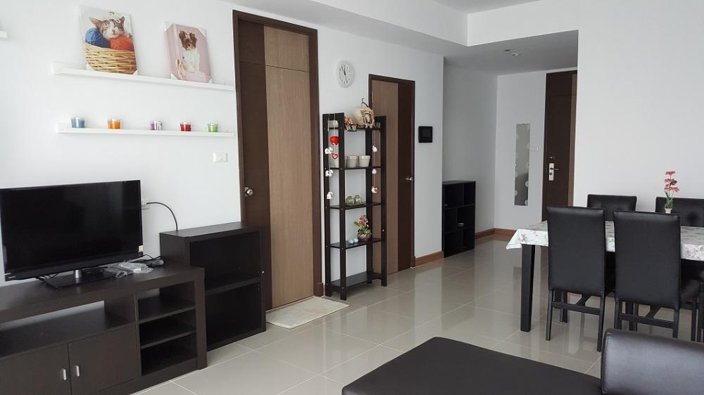 ประกาศ[For rent/ให้เช่า] คอนโด Supalai River Resort (ศุภาลัย ริเวอร์ รีสอร์ท) ใกล้ BTS กรุงธนบุรี 61.45 ตร.ม ชั้น 19 1นอน ห้องพร้อมอยู่