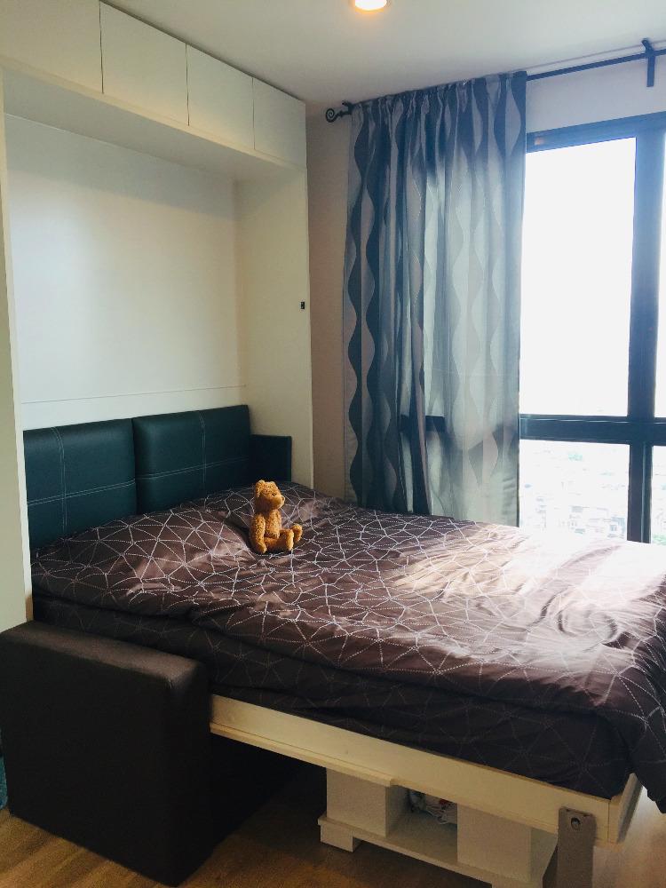 ประกาศ[For rent/ให้เช่า] คอนโด Ideo Sathorn - Thapra (ไอดีโอ สาทร-ท่าพระ) ใกล้ BTS โพธิ์นิมิต 22 ตร.ม. ชั้น 13 สตูดิโอ พร้อมอยู่
