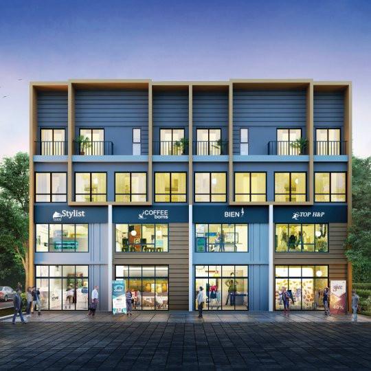 รูปปก บ้านกลางเมือง ดิ อิดิชั่น บางนา-วงแหวน (Business District)