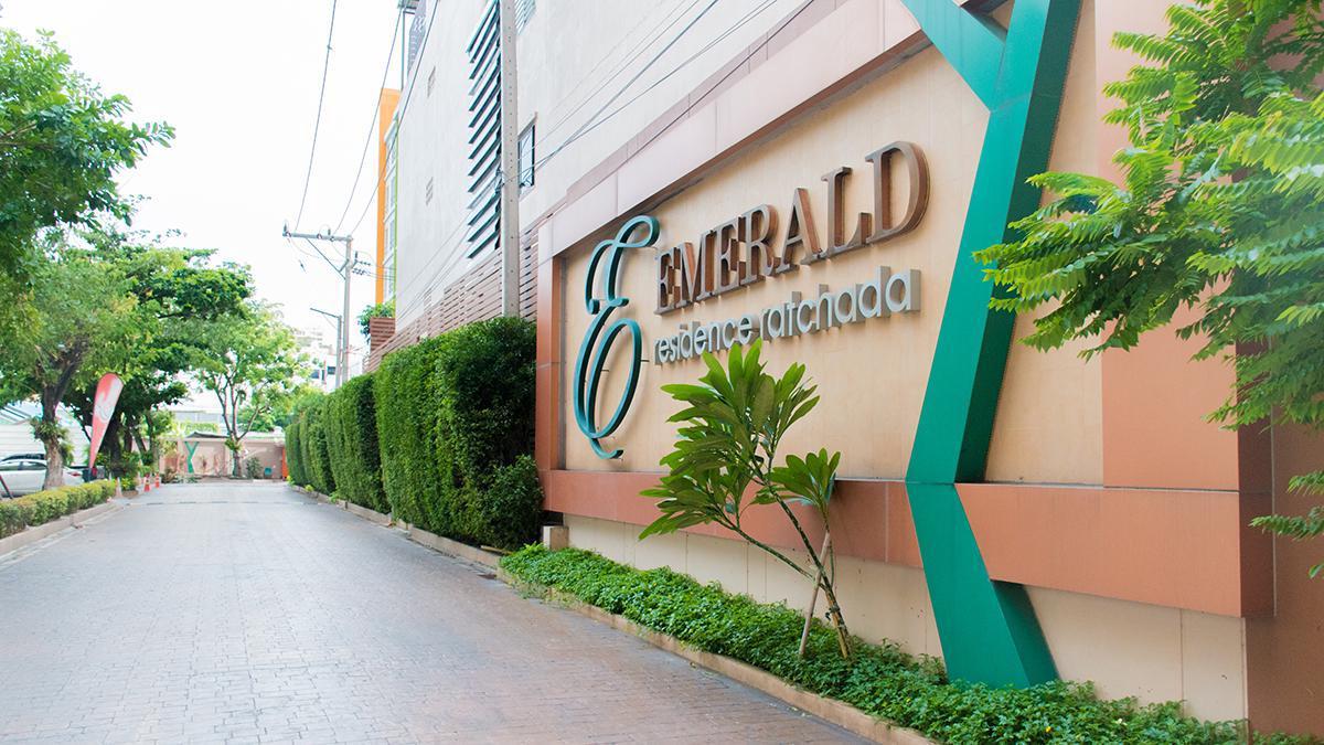 รูปหน้าปก  The Emerald Residence Ratchada คอนโดมิเนียมสไตล์โรงแรม จาก  PTC Condo