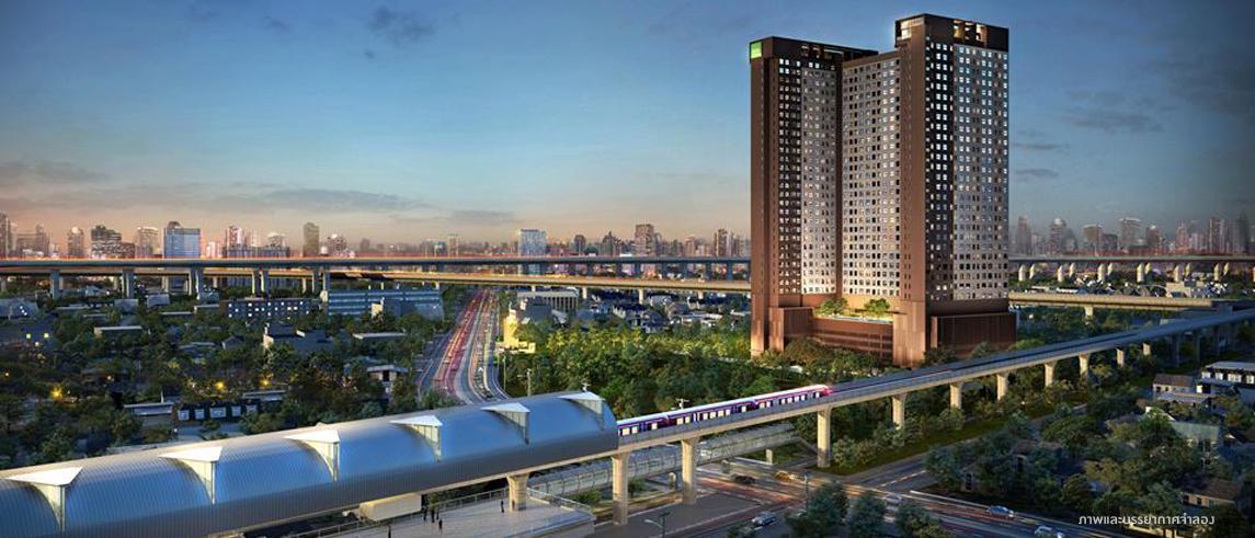 รูปหน้าปก  พลัมคอนโด รามคำแหง สเตชั่น (Plum Condo Ramkamhang Station)