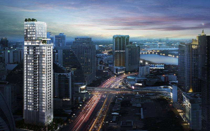 รูปหน้าปก  [Preview] พรีวิวคอนโด CELES Asoke (เซอเลส อโศก) คอนโดย่านอโศก ใกล้ MRT สุขุมวิท ราคาคอนโดเริ่ม 7.9 ล้านบาท