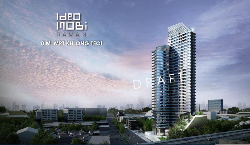 รูปหน้าปก  [Preview] พรีวิวคอนโด ไอดีโอ โมบิ พระราม 4 (Ideo Mobi Rama 4) คอนโดใหม่จากอนันดา ใกล้ MRT คลองเตย ราคาคอนโดเริ่ม 5.59 ล้านบาท