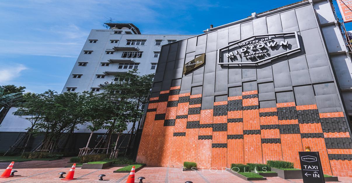 รูปหน้าปก  รีวิวคอนโดพร้อมอยู่ Chapter One Midtown ลาดพร้าว 24 ใกล้ MRT ลาดพร้าว กับส่วนกลางแบบจัดเต็ม