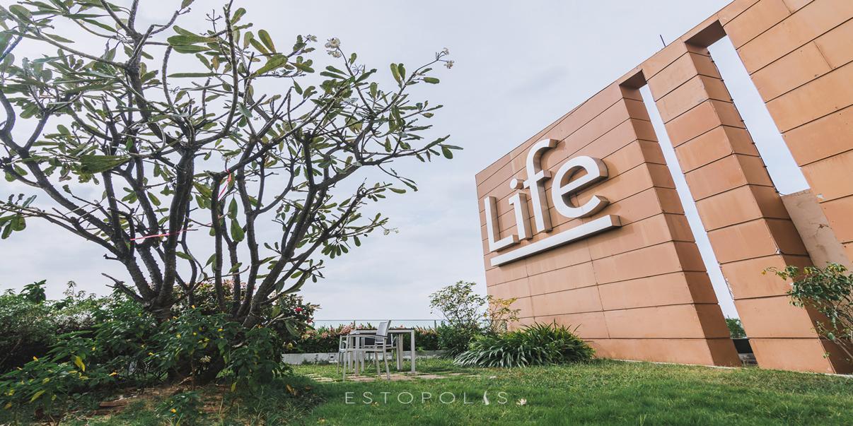 รูปหน้าปก  รีวิวคอนโดพร้อมอยู่ Life @ Ratchada - Suthisan (ไลฟ์ แอท รัชดา-สุทธิสาร) ติด MRT สุทธิสาร