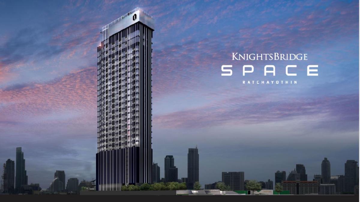 รูปหน้าปก  [Preview] พรีวิวคอนโด ไนท์บริดจ์ สเปซ รัชโยธิน (Knightsbridge Space Ratchayothin) คอนโดติด BTS พหลโยธิน 24