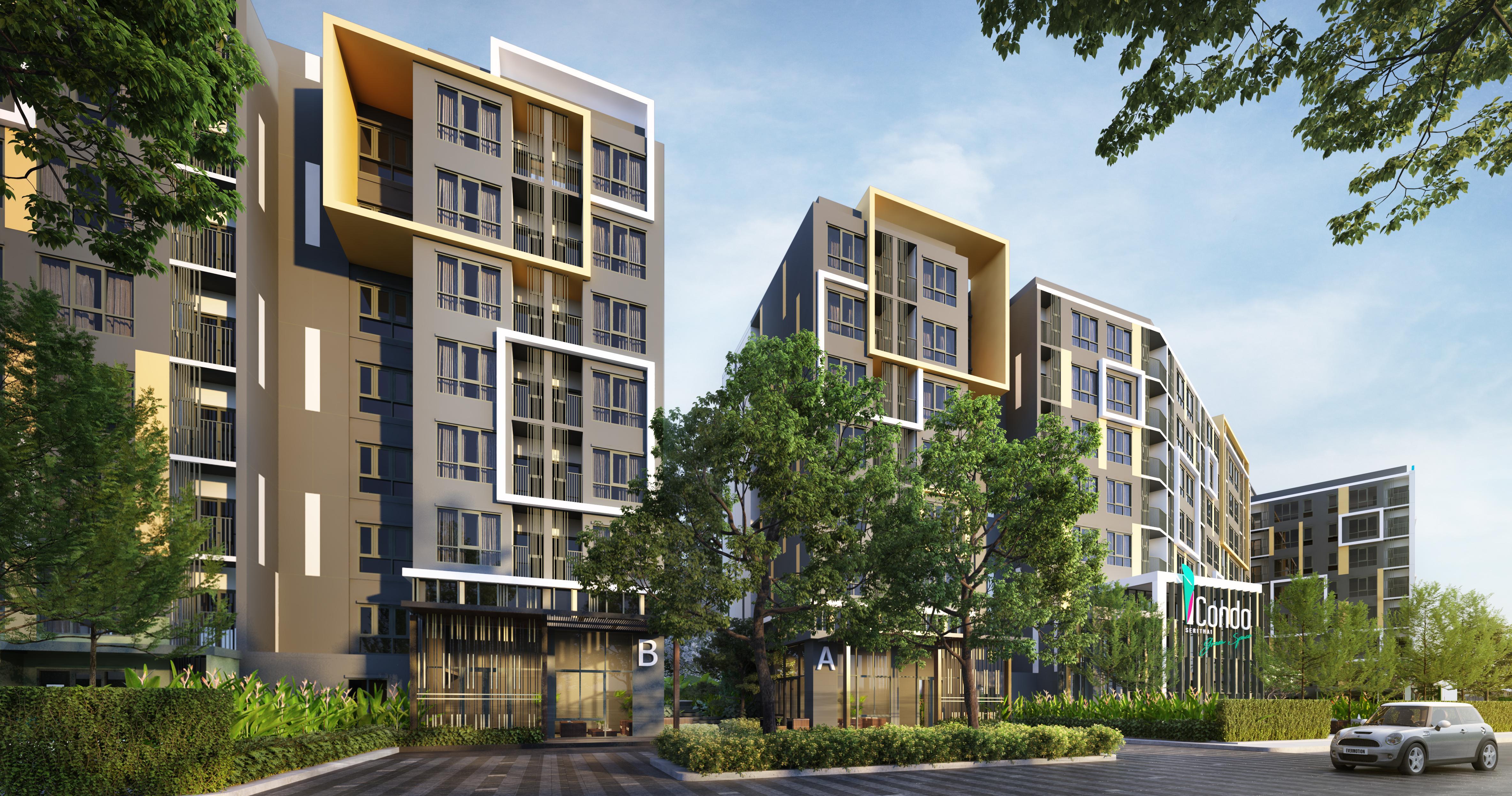 รูปหน้าปก  'iCondo Green Space Serithai' ที่อยู่อาศัยออกแบบเพื่อเติมพลังชีวิต ด้วยการใกล้ชิดธรรมชาติ
