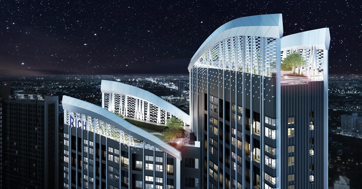 รูปหน้าปก  ให้ทุกความต้องการในการใช้ชีวิต 'ใกล้' มากกว่าเคย กับโครงการติดรถไฟฟ้า 3 สาย ที่ The Rich Rama 9 - Srinakarin