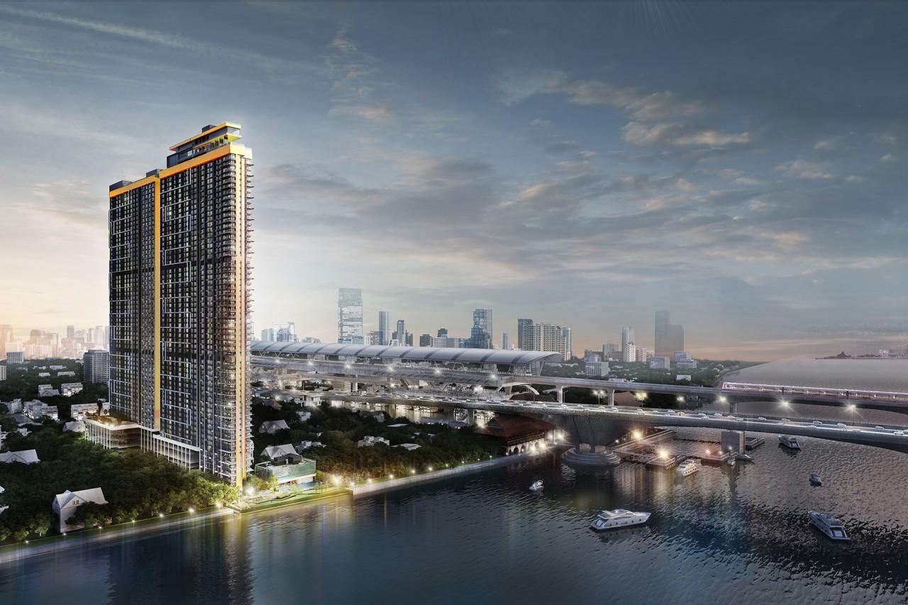 รูปหน้าปก  เดอะ โพลิแทน อควา สนามบินน้ำ (The Politan Aqua) คอนโด High rise ติดริมแม่น้ำที่ใครก็เป็นเจ้าของได้