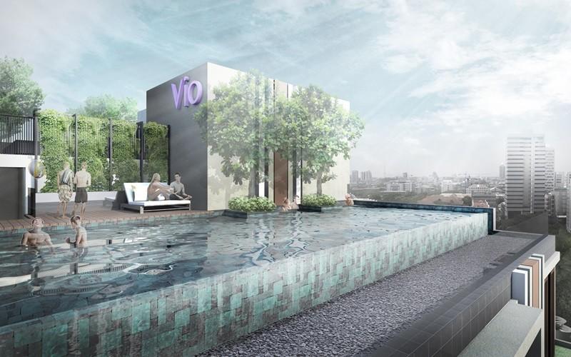 รูปหน้าปก  Vio แคราย 2 คอนโดไซต์เล็ก พริกขี้หนู ใกล้รถไฟฟ้า จาก บริษัท อดามัส เรียล เอสเตท จำกัด