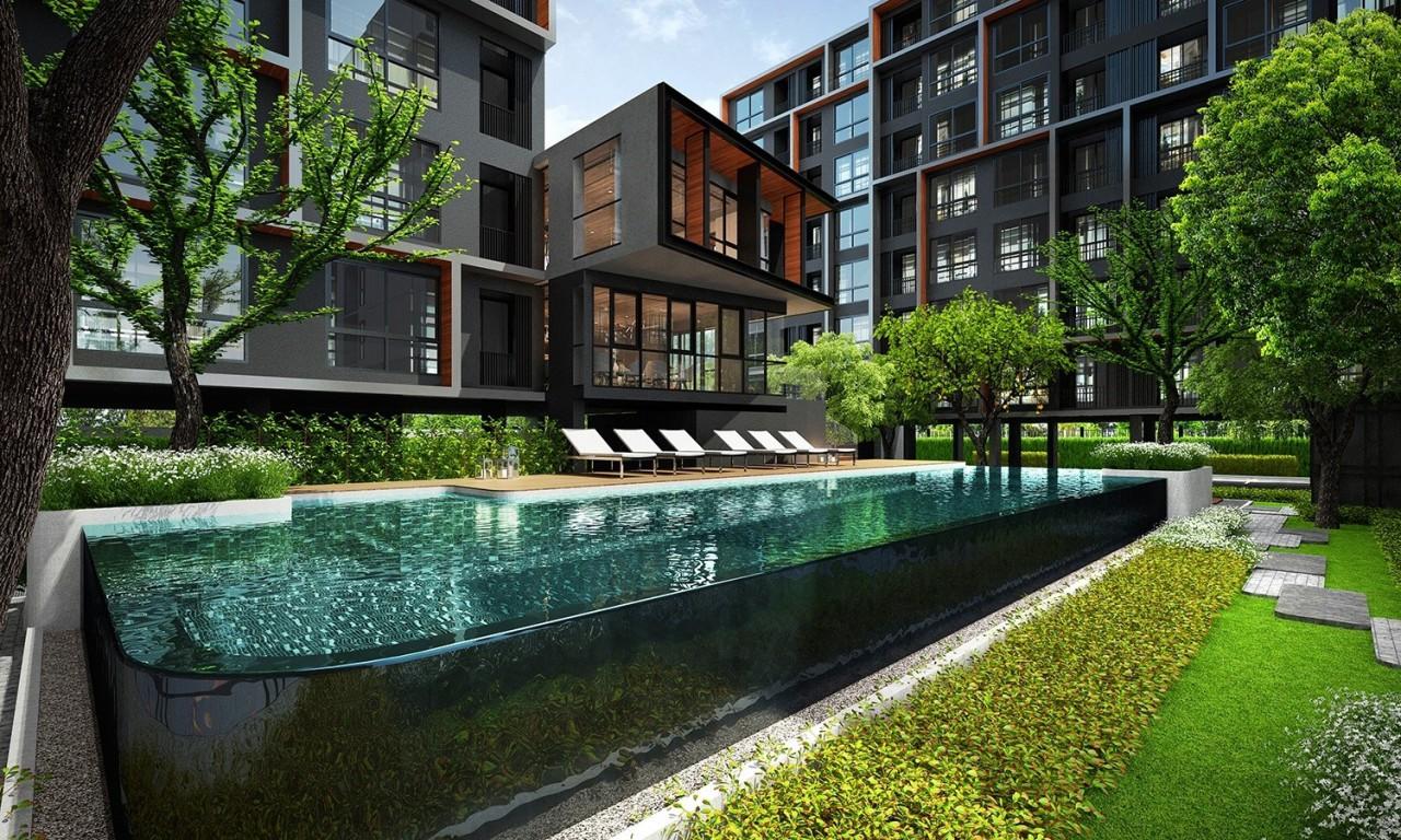 รูปหน้าปก  The Excel Groove 2 คอนโดใหม่ สไตล์ Luxury Loft ของคนทันสมัย ใกล้รถไฟฟ้าศรีลาซาล
