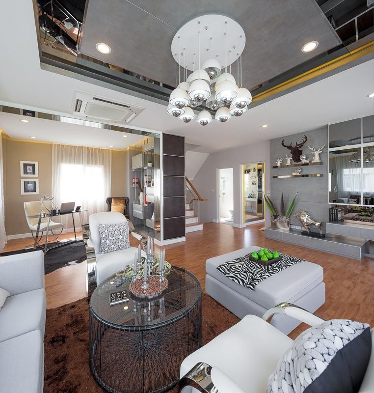 บ้านเดี่ยว บ้านแฝด ทาวน์โฮม ทาวน์เฮ้าส์ Casa Premium ราชพฤกษ์-พระราม 5 รีวิว พรีวิว ที่ตั้ง ทำเล การเดินทาง