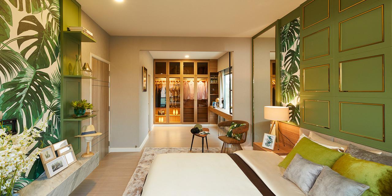 บ้านเดี่ยว บ้านแฝด ทาวน์โฮม ทาวน์เฮ้าส์ Perfect Place รังสิต-ทางด่วนบางพูน รีวิว พรีวิว ที่ตั้ง ทำเล การเดินทาง