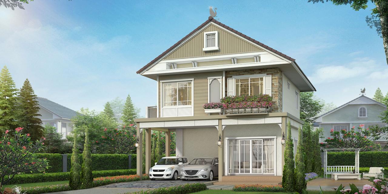 บ้านเดี่ยว บ้านแฝด บ้านพร้อมอยู่ ทาวน์โฮม ทาวน์เฮ้าส์ Perfect Place รามอินทรา-วงแหวน รีวิว พรีวิว การเดินทาง