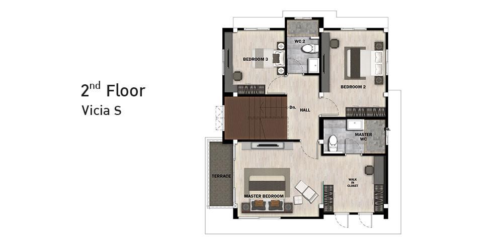 บ้านเดี่ยว บ้านแฝด บ้านพร้อมอยู่ บ้านใหม่ ทาวน์โฮม ทาวน์เฮ้าส์ Perfect Place รัตนาธิเบศร์-สถานีไทรม้า รีวิว พรีวิว การเดินทาง