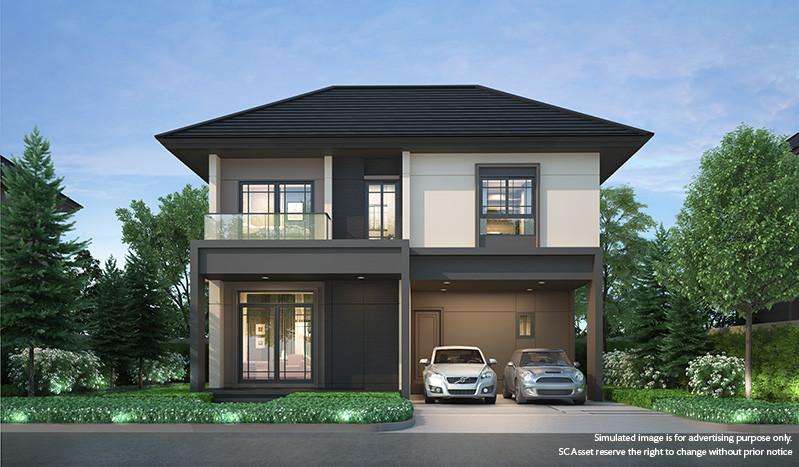 บ้านเดี่ยว บ้านแฝด ทาวน์โฮม ทาวน์เฮ้าส์ Bangkok Boulevard สาทร-ปิ่นเกล้า 2 รีวิว พรีวิว ที่ตั้ง ทำเล การเดินทาง บ้านพร้อมอยู่ บ้านใหม่ บ้านราคาถูก