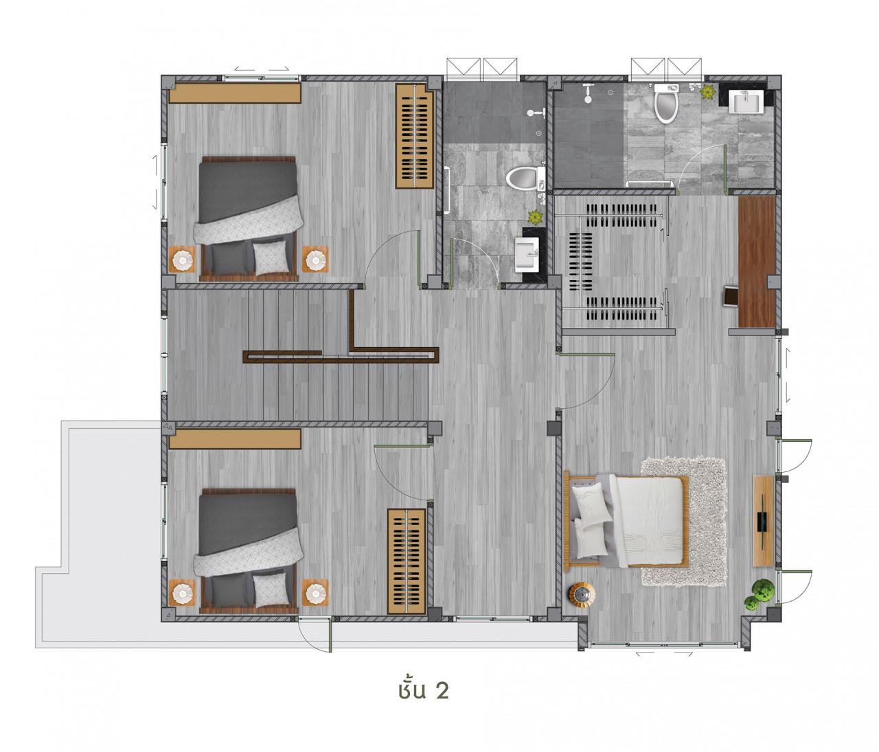 บ้านเดี่ยว บ้านแฝด ทาวน์โฮม ทาวน์เฮ้าส์ Sammakorn สัมมากร ชัยพฤกษ์-วงแหวน 2 รีวิว พรีวิว ที่ตั้ง ทำเล การเดินทาง บ้านพร้อมอยู่ บ้านใหม่ บ้านราคาถูก