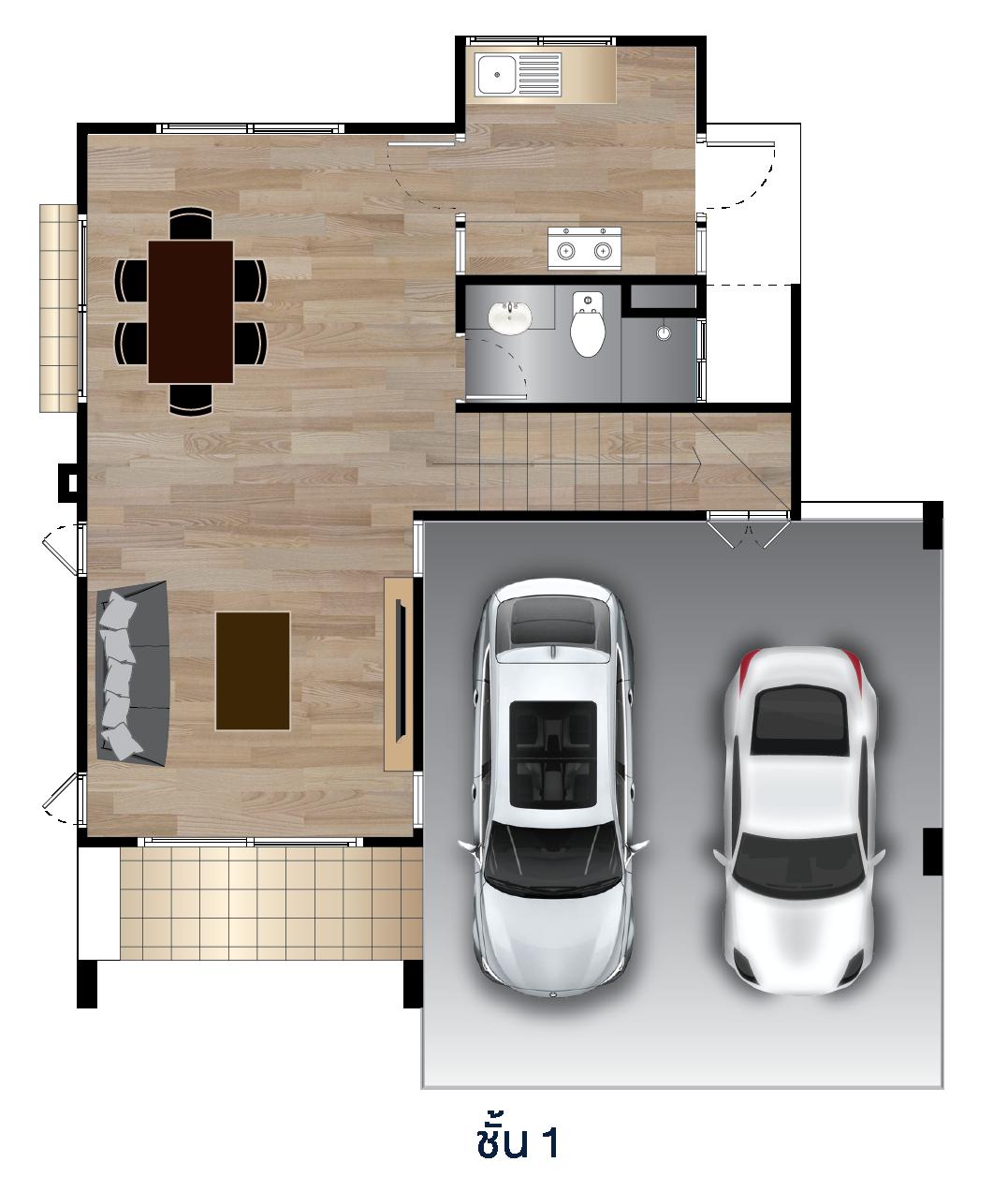 บ้านเดี่ยว บ้านแฝด ทาวน์โฮม ทาวน์เฮ้าส์ Sammakorn สัมมากร ชัยพฤกษ์-วงแหวน รีวิว พรีวิว ที่ตั้ง ทำเล การเดินทาง บ้านพร้อมอยู่ บ้านใหม่ บ้านราคาถูก
