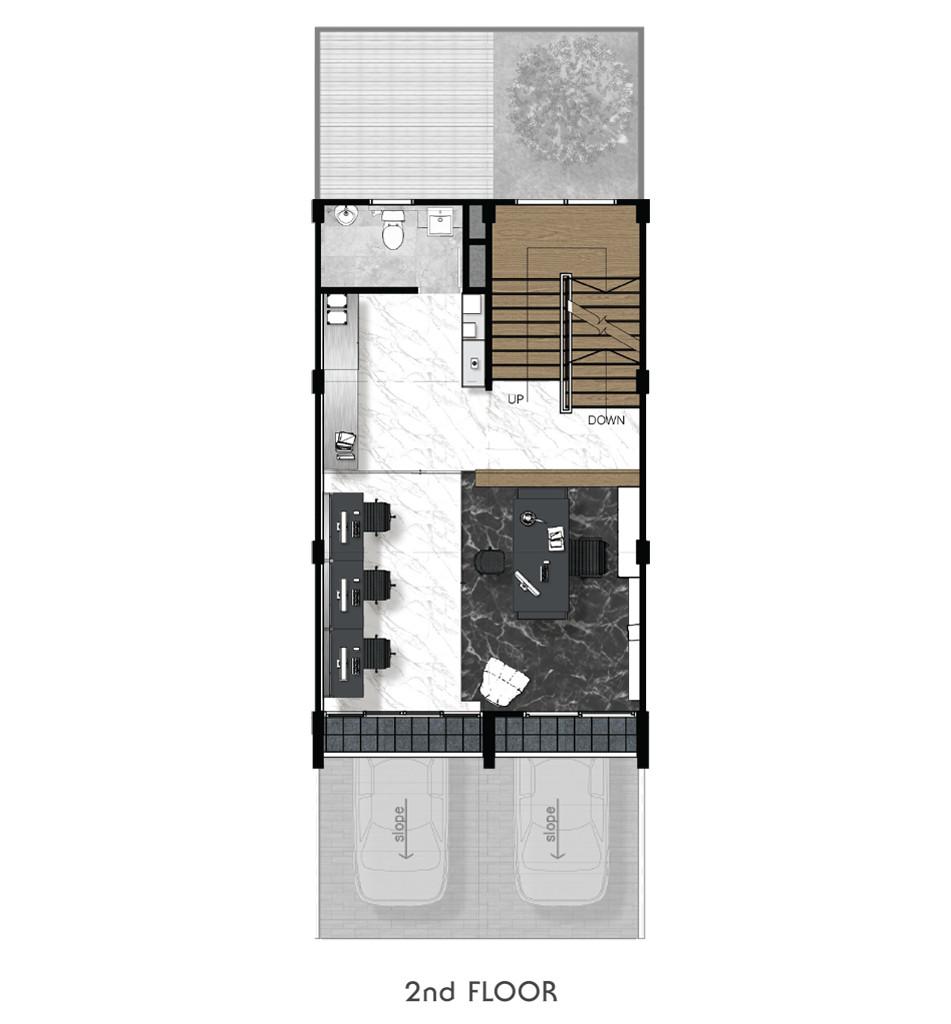 บ้านเดี่ยว บ้านแฝด ทาวน์โฮม ทาวน์เฮ้าส์ Sammakorn Office Park สัมมากร ออฟฟิศ พาร์ค รามอินทรา-วงแหวน รีวิว พรีวิว ที่ตั้ง ทำเล การเดินทาง บ้านพร้อมอยู่ บ้านใหม่ บ้านราคาถูก
