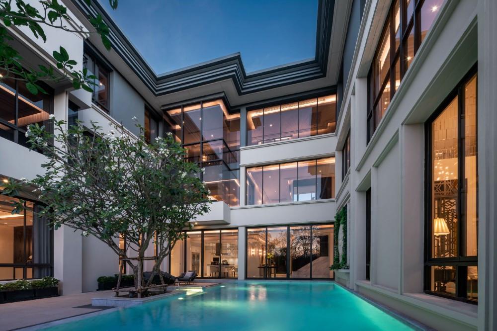 บ้านเดี่ยว บ้านแฝด ทาวน์โฮม ทาวน์เฮ้าส์ Mavista Prestige Village กรุงเทพกรีฑา รีวิว พรีวิว ที่ตั้ง ทำเล การเดินทาง บ้านพร้อมอยู่ บ้านใหม่ บ้านราคาถูก