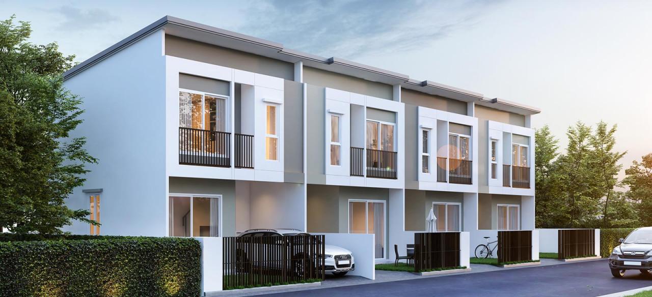 บ้านเดี่ยว บ้านแฝด ทาวน์โฮม ทาวน์เฮ้าส์ Foret ลำลูกกา-คลอง 5 รีวิว พรีวิว ที่ตั้ง ทำเล การเดินทาง บ้านพร้อมอยู่ บ้านใหม่ บ้านราคาถูก