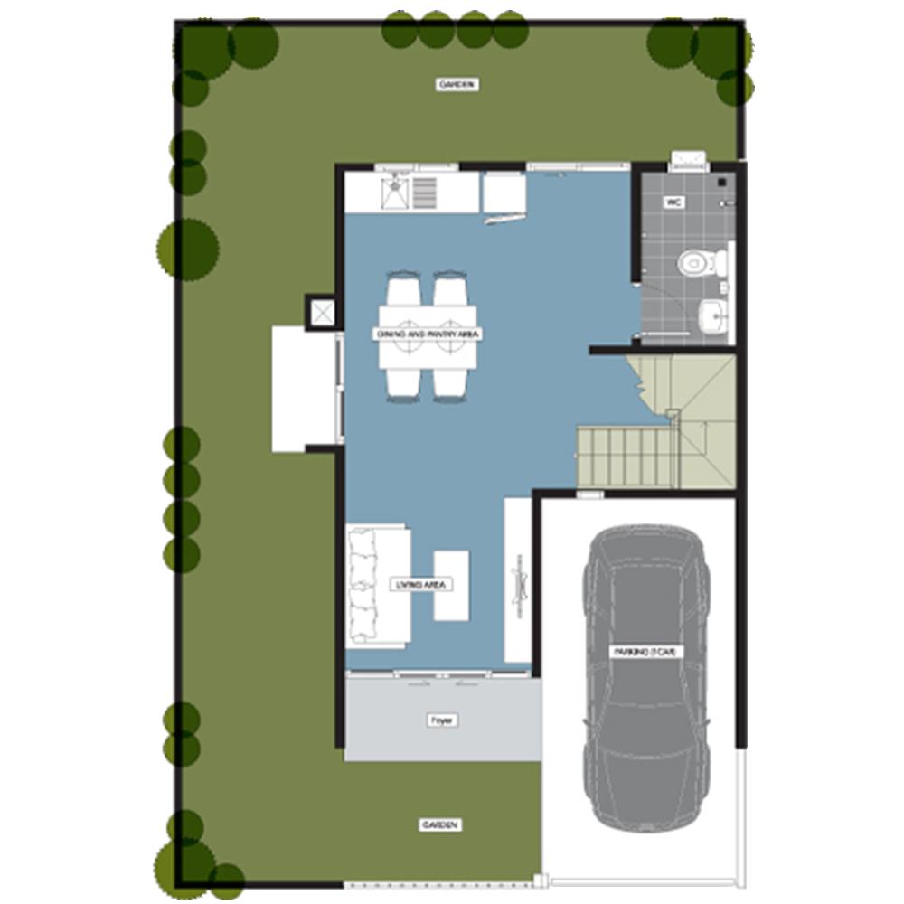 บ้านเดี่ยว บ้านแฝด ทาวน์โฮม ทาวน์เฮ้าส์ The Colors วงแหวน-ราชพฤกษ์ รีวิว พรีวิว ที่ตั้ง ทำเล การเดินทาง บ้านพร้อมอยู่ บ้านใหม่ บ้านราคาถูก