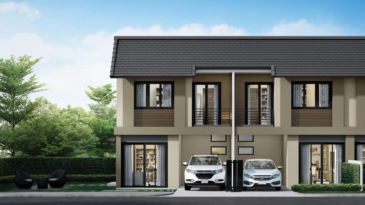 บ้านเดี่ยว บ้านแฝด ทาวน์โฮม ทาวน์เฮ้าส์ The Place กาญจนาภิเษก-ราชพฤกษ์ 2 รีวิว พรีวิว ที่ตั้ง ทำเล การเดินทาง บ้านพร้อมอยู่ บ้านใหม่ บ้านราคาถูก