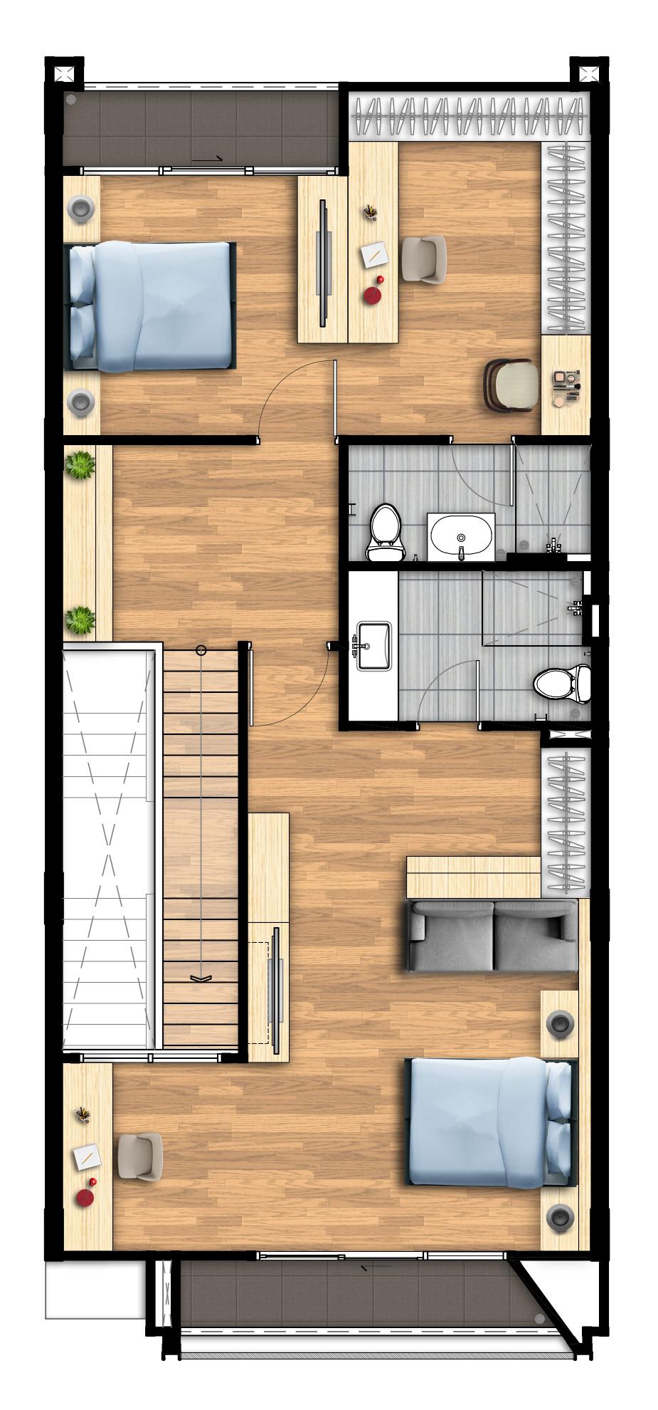 บ้านเดี่ยว บ้านแฝด ทาวน์โฮม ทาวน์เฮ้าส์ Nirvana Define ศรีนครินทร์-พระราม 9 รีวิว พรีวิว ที่ตั้ง ทำเล การเดินทาง บ้านพร้อมอยู่ บ้านใหม่ บ้านราคาถูก