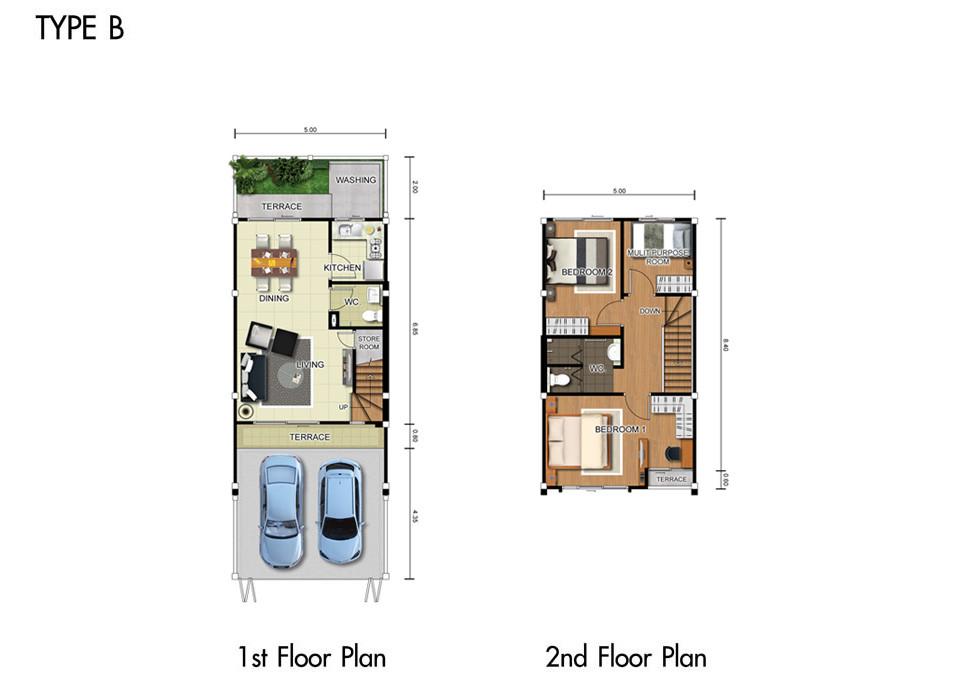 บ้านเดี่ยว บ้านแฝด ทาวน์โฮม ทาวน์เฮ้าส์ Baan Lumpini Town Ville สุขสวัสดิ์-พระราม 2 รีวิว พรีวิว ที่ตั้ง ทำเล การเดินทาง บ้านพร้อมอยู่ บ้านใหม่ บ้านราคาถูก