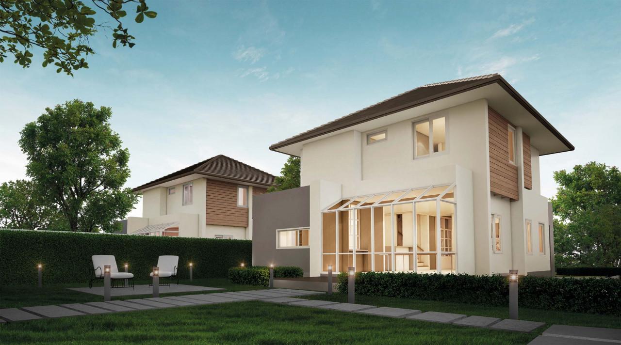 บ้านเดี่ยว บ้านแฝด ทาวน์โฮม ทาวน์เฮ้าส์ Areeya Como อารียา โคโม่ ลาดกระบัง-สุวรรณภูมิ รีวิว พรีวิว ที่ตั้ง ทำเล การเดินทาง บ้านพร้อมอยู่ บ้านใหม่ บ้านราคาถูก