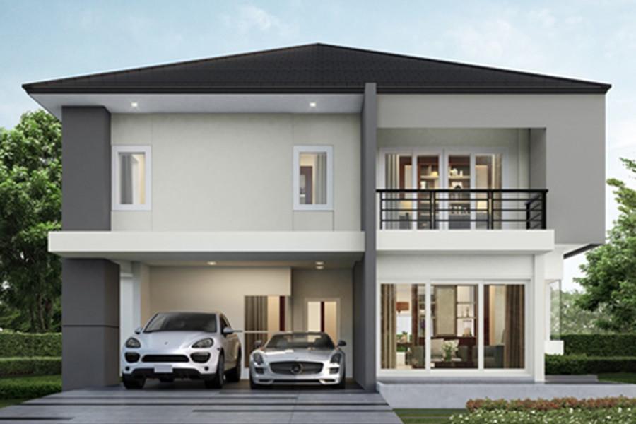 บ้านเดี่ยว บ้านแฝด ทาวน์โฮม ทาวน์เฮ้าส์ Areeya Metro อารียา เมทโทร เกษตร-นวมินทร์ รีวิว พรีวิว ที่ตั้ง ทำเล การเดินทาง บ้านพร้อมอยู่ บ้านใหม่ บ้านราคาถูก